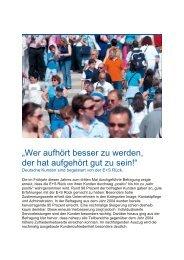 PDF (210 KB) - E+S Rück