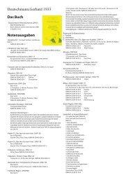Deutschmann Gerhard 1933 Das Buch Notenausgaben
