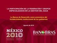 La Banca de Desarrollo como Promotora del Fortalecimiento ...