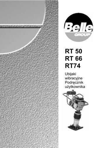 Instrukcja obsÃ…Â'ugi ubijaka BELLE - pdf [839.08 kB] - Wobis