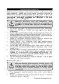 Instrukcja obsÃ…Â'ugi ubijaka BELLE - pdf [839.08 kB] - Wobis - Page 6