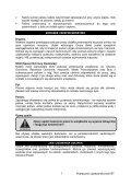 Instrukcja obsÃ…Â'ugi ubijaka BELLE - pdf [839.08 kB] - Wobis - Page 7