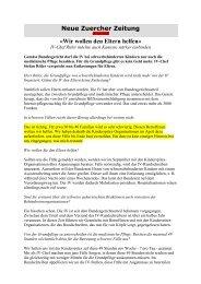 Interview der NZZ mit IV-Chef Stefan Ritler vom 8. Juli 2011