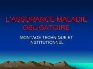 Assurance Maladie Obligatoire