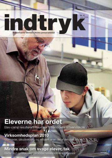 Eleverne har ordet - Københavns Tekniske Skole