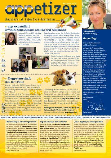 Ausgabe 01-2009
