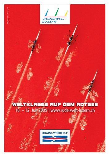12. Juli 2009 | www.ruderwelt-luzern.ch - BVMW