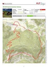 28 Höhenpanoramatour Gnesau - Nockbike, Bike Portal für die ...