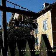 Nackaboken 2008 - Nacka kommun