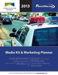 PoliceOne Media Kit