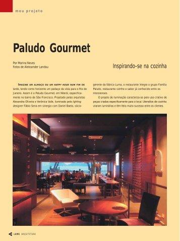Paludo Gourmet - Lume Arquitetura