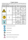 Operating instructions for rescue equipment Unitool LKS 31 - Page 4