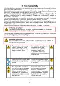 Operating instructions for rescue equipment Unitool LKS 31 - Page 5