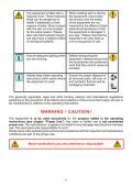 Operating instructions for rescue equipment Unitool LKS 31 - Page 7