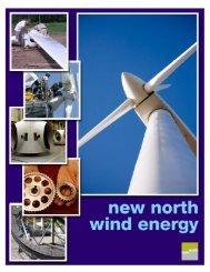 Wind Energy Industries in Northeastern Wisconsin - New North
