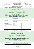 QUALITY MO ES Stellenbeschreibung Produktionsleiter - Vorest AG - Seite 2