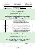 QUALITY MO ES Stellenbeschreibung Produktionsleiter - Vorest AG - Seite 4