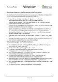 QUALITY MO ES Stellenbeschreibung Produktionsleiter - Vorest AG - Seite 6