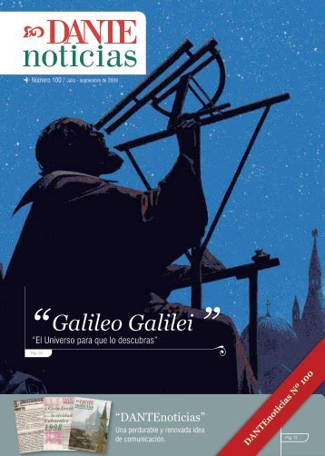 Galileo Galilei - Asociación Dante Alighieri