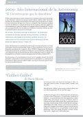 Galileo Galilei - Asociación Dante Alighieri - Page 4