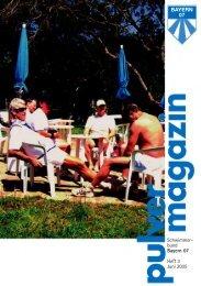 Tischtennis - SB Bayern 07 e.v.