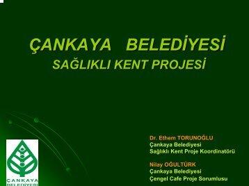 çankaya-belediyesi-saä... - Türkiye Sağlıklı Kentler Birliği