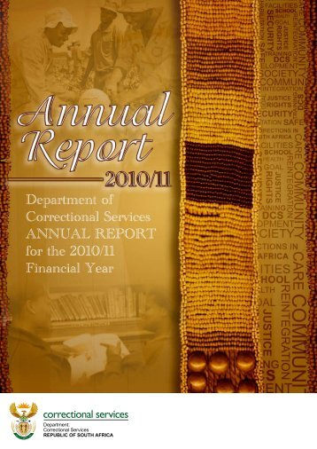 Annual Report 2010/11