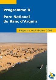 Sommaire - Fondation Internationale du Banc d'Arguin