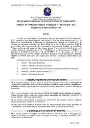 Edital 0663/12-17 - Dnit