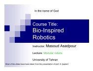 Modular Robotic