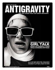 August 2007 (PDF) - Antigravity Magazine