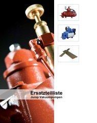 Ersatzteilliste - HÜCOBI GmbH