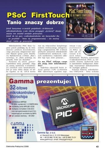 Pobierz PDF - Elektronika Praktyczna