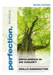 Perfection (pdf 1,8 MB)! - Reuss-Seifert GmbH