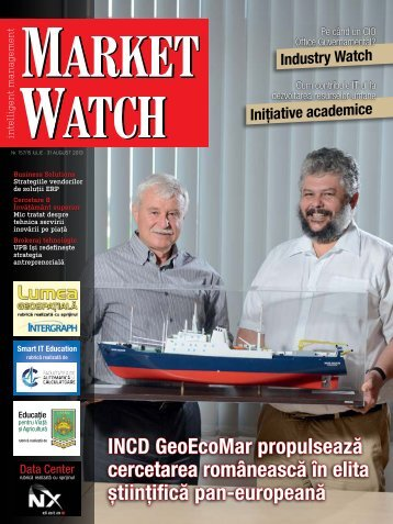 Iulie - August 2013 [Nr. 157] - Market Watch