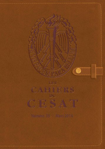 Cahier n°35