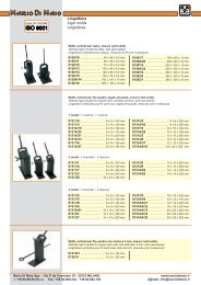 documento PDF - 130K - Mario Di Maio Spa