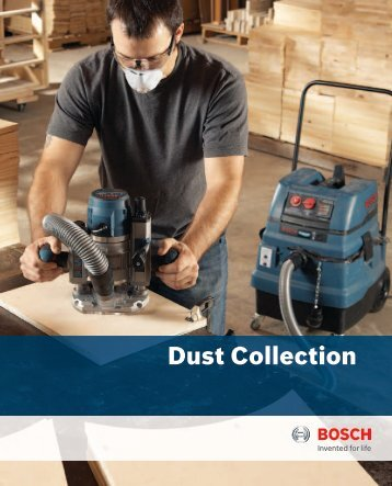 Dust Collection - Bosch Power Tools