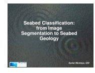 Access presentation here (10 meg) - Geological Survey of Ireland