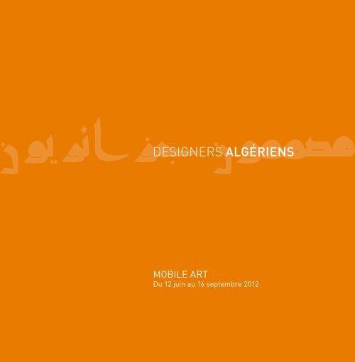 Designers Algériens - Founoune