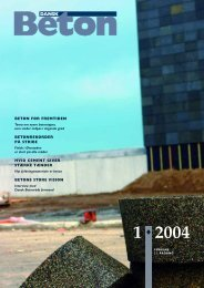 Download blad nr. 1-2004 som pdf - Dansk Beton