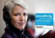 Folder: Grundtvig - Österreichischer Austauschdienst
