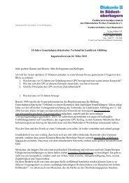 Download Festrede (vollständiger Text) - Diakonische Werk ...