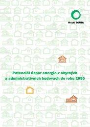 Potenciál úspor energie v obytných a ... - Hnutí DUHA