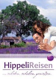 .. erleben, erholen, genie en - Hippeli Reisen