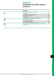 P - Residential and other special locations - Schneider Electric