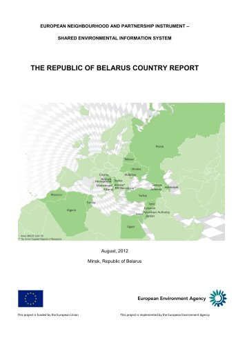 THE REPUBLIC OF BELARUS COUNTRY REPORT - ZOI