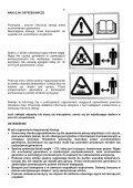 Instrukcja obsÃ…Â'ugi agregatu Honda EM 30 - pdf [2.49 MB] - Wobis - Page 4