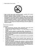 Instrukcja obsÃ…Â'ugi agregatu Honda EM 30 - pdf [2.49 MB] - Wobis - Page 5