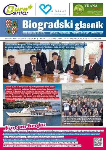 Biogradki glasnik - Grad Biograd na Moru